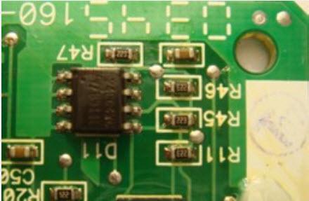 Схема соединения иммобилайзера